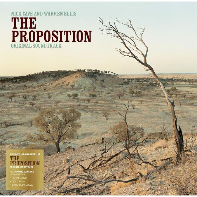 Nick Cave & Warren Ellis: The Proposition: Gold Vinyl