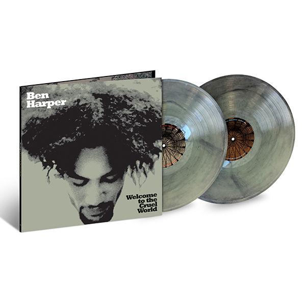 Ben Harper: Welcome To The Cruel World 25th Anniversary: Limited Swirled Coloured Vinyl