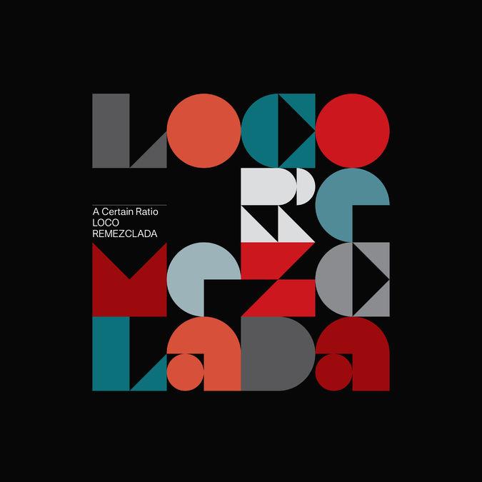 A Certain Ratio: Loco Remezclada: Triple Sparkle Vinyl LP
