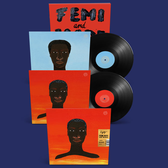 Femi Kuti: Legacy+: Deluxe Double Vinyl