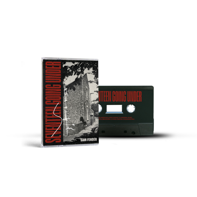 Sam Fender: Seventeen Going Under Cassette #1 (Signed)