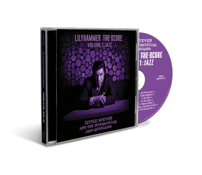 Little Steven: Lilyhammer: The Score – Volume 1: Jazz CD