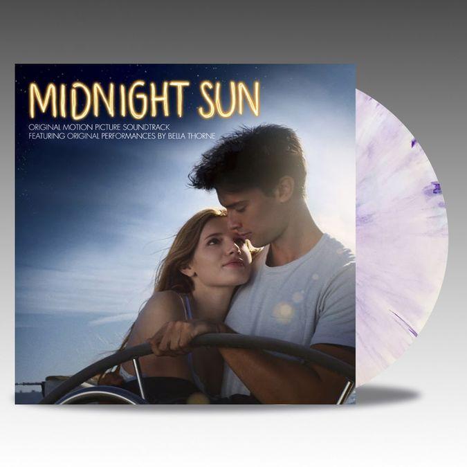 Various Artists: Midnight Sun: Coloured/ Splatter Vinyl LP