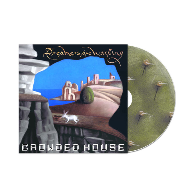 Crowded House: Dreamers Are Waiting CD