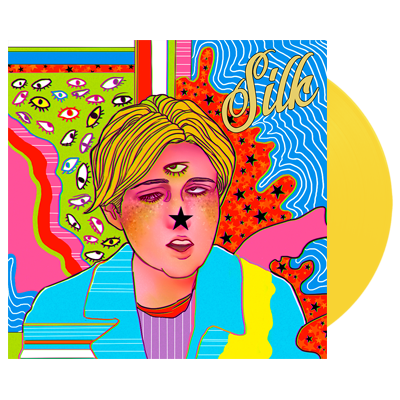 Oscar Lang: Silk Vinyl