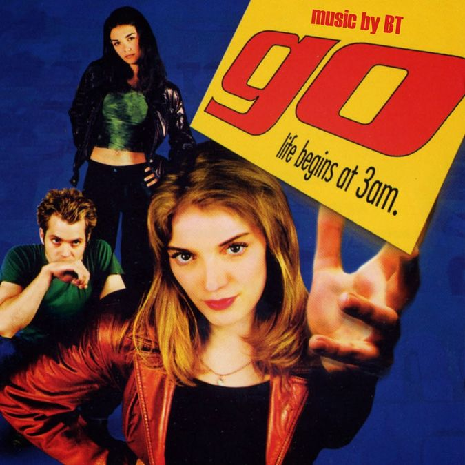 Various Artists: Go: Music From The Motion Picture: Limited