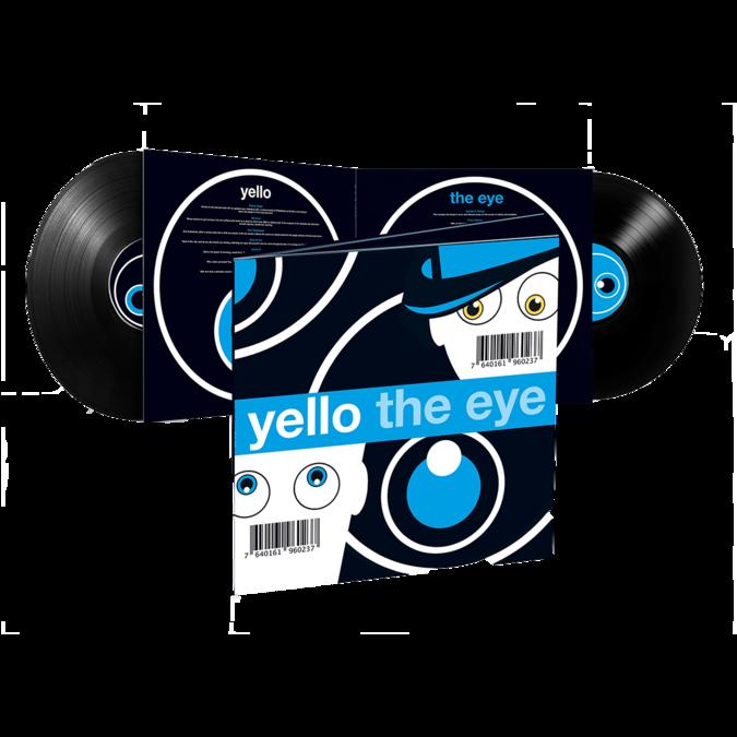 Yello: The Eye: Vinyl Reissue