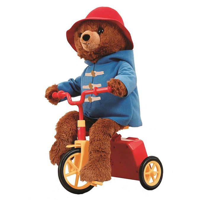 Paddington Bear: Cycling Paddington