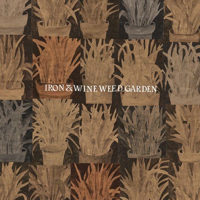 Iron and Wine: Weed Garden: Loser Edition Orange Vinyl