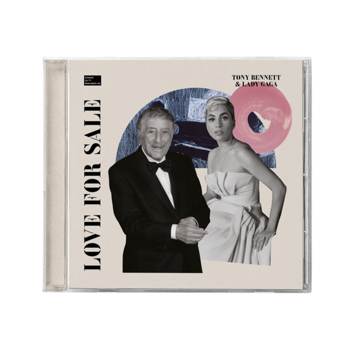 Tony Bennett & Lady Gaga: Love For Sale Alt CD 3