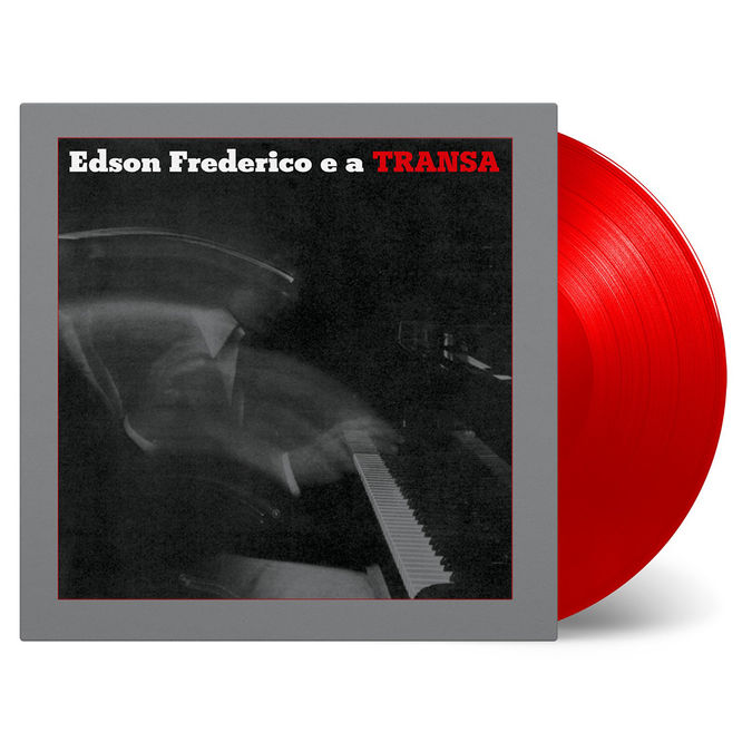 Edson Frederico: Edson Frederico E A Transa: Red Vinyl