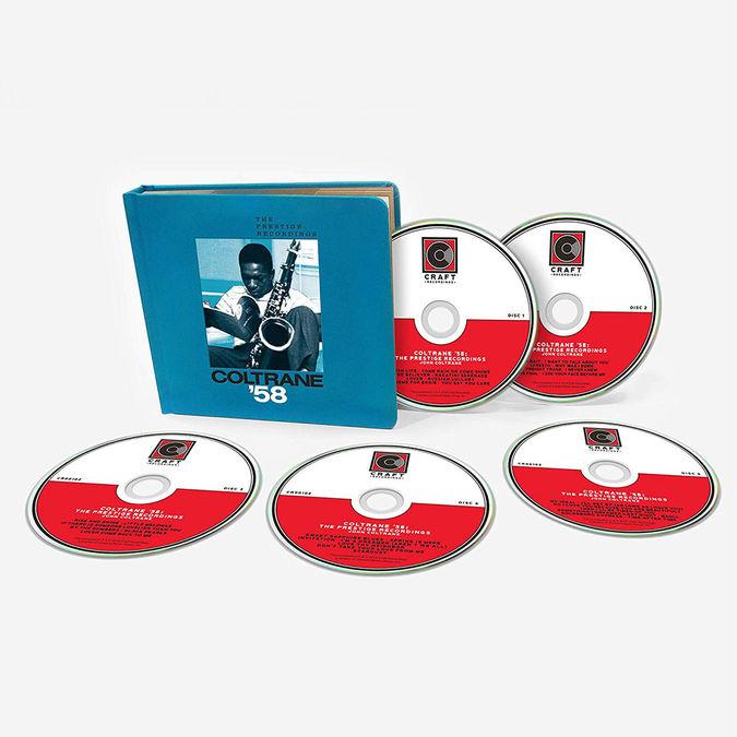 John Coltrane: Coltrane '58: The Prestige Recordings