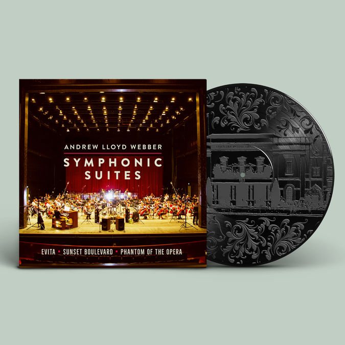 Andrew Lloyd Webber: Symphonic Suites