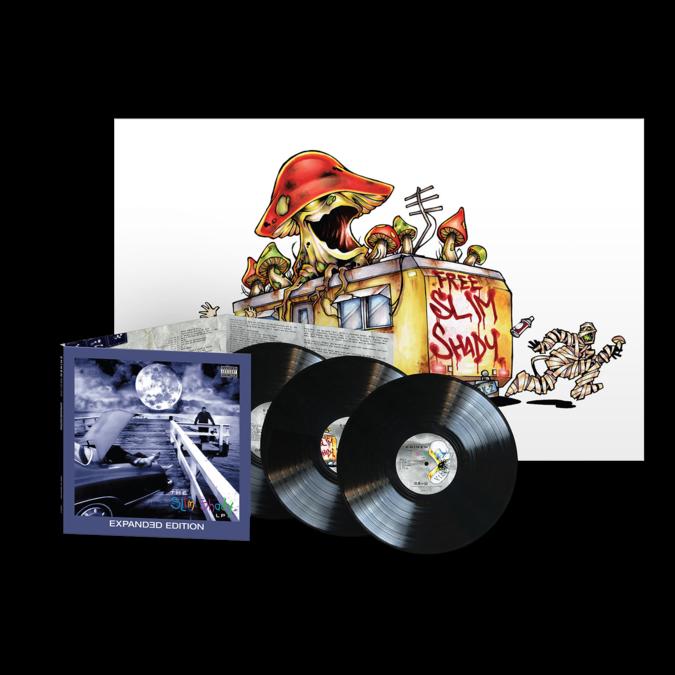 Eminem: The Slim Shady LP (Expanded Edition): Triple Vinyl