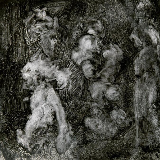 Mark Lanegan & Duke Garwood: With Animals: Foil Sleeve