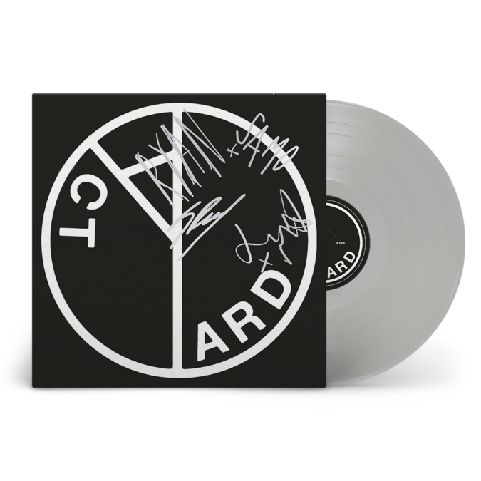 Yard Act: The Overload: Signed Recordstore Exclusive Vinyl LP (Bleak Moon Edition)