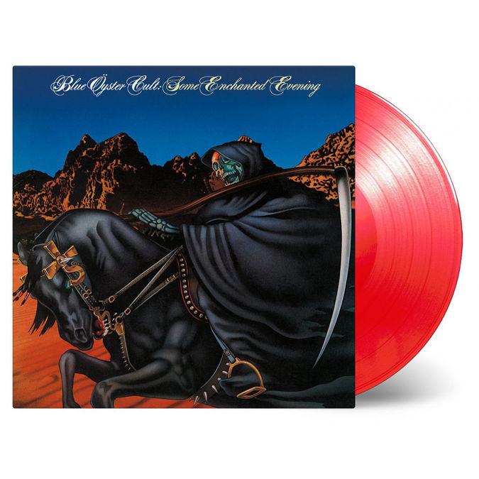 Blue Öyster Cult: Some Enchanted Evening: Limited Edition Transparent Red Vinyl