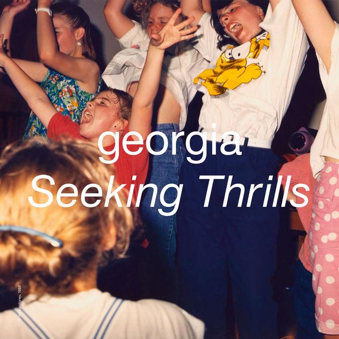 Georgia: Seeking Thrills: Signed CD