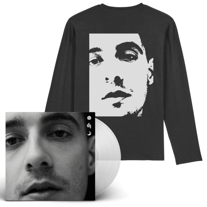 Dermot Kennedy: Lost In The Soft Light EP: Limited Edition Transparent Vinyl + Longsleeve Tee