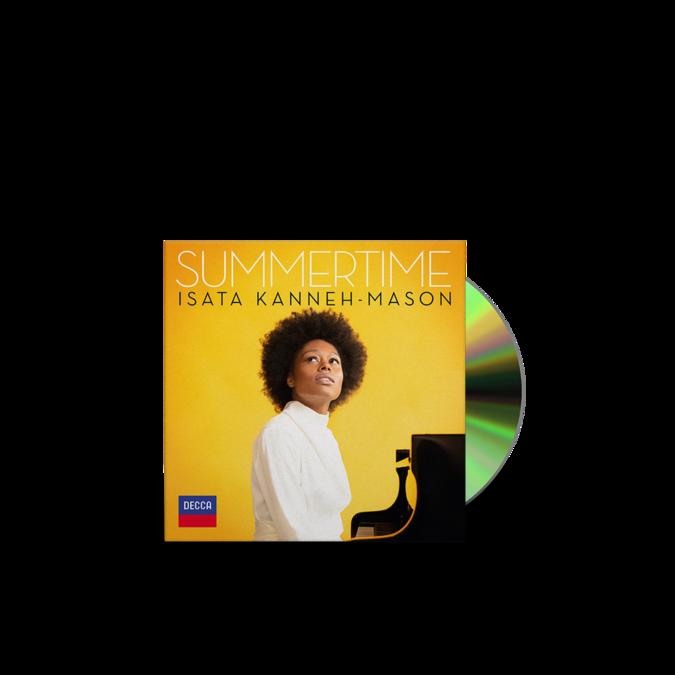 Isata Kanneh-Mason : Summertime: Signed CD