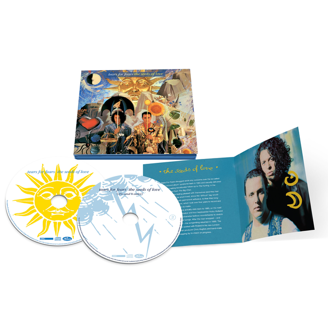 Tears For Fears: The Seeds Of Love: Deluxe Edition CD