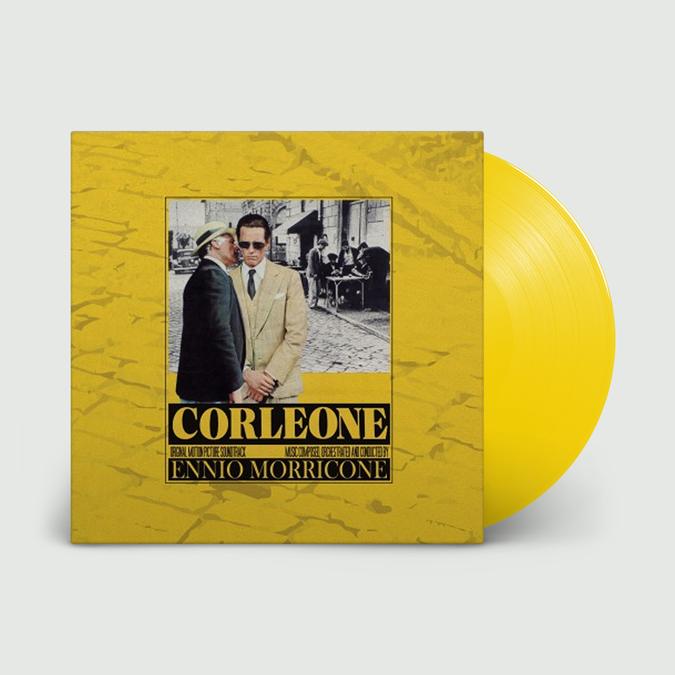 Ennio Morricone: Corleone [OST]: Limited Edition Yellow Vinyl