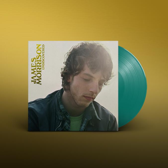 James Morrison: Undiscovered: Exclusive Green Coloured Vinyl