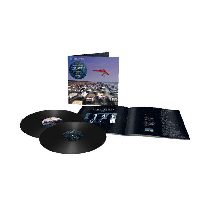Pink Floyd: A Momentary Lapse Of Reason: Remixed & Updated Vinyl Edition