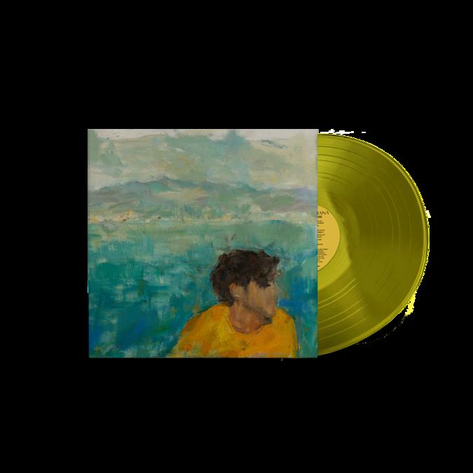 Jack Savoretti: Europiana: Signed Limited Edition Vinyl