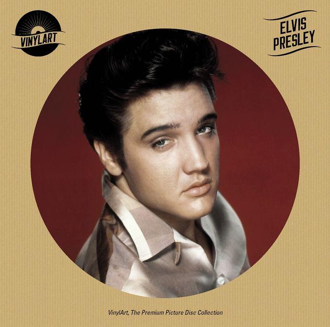Elvis Presley: VinylArt – Elvis Presley Picture Disc
