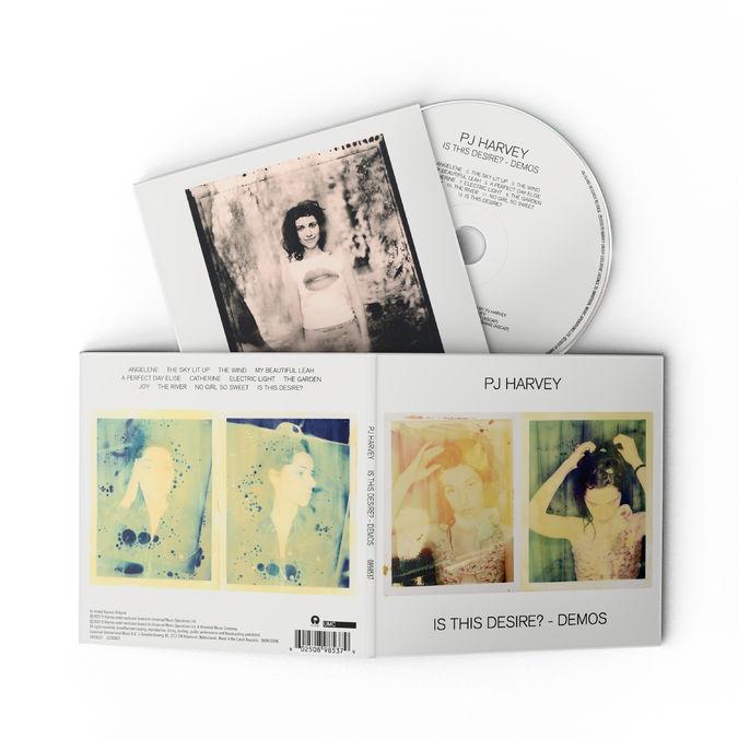 PJ Harvey: Is This Desire? - Demos CD