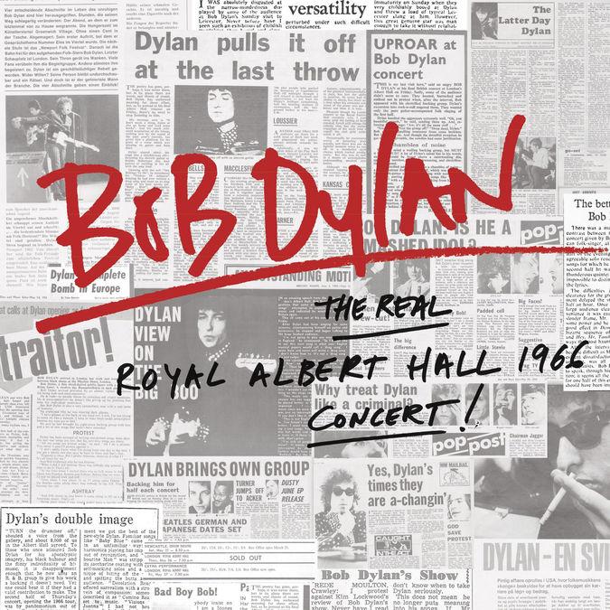 Bob Dylan: The Real Royal Albert Hall 1966 Concert