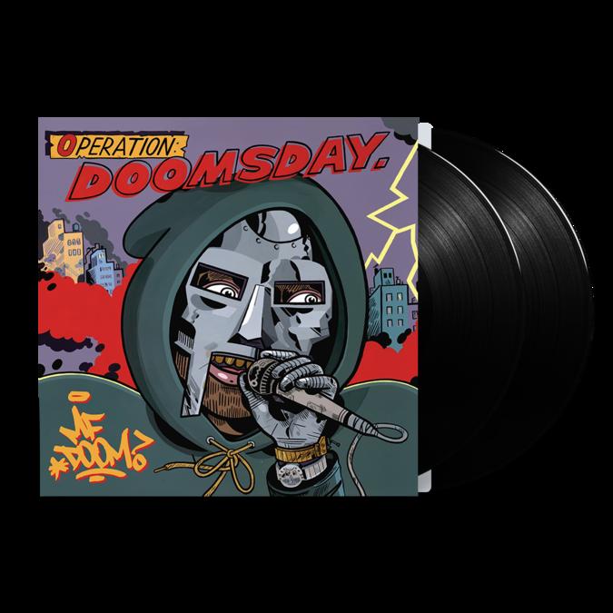 MF DOOM: Operation: Doomsday (Alternative MC Sleeve)