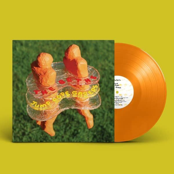 The Beths: Jump Rope Gazers: Limited Edition Tangerine Vinyl