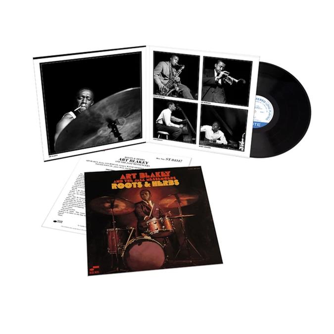 Art Blakey & The Jazz Messengers: Roots & Herbs LP (Tone Poet Series)