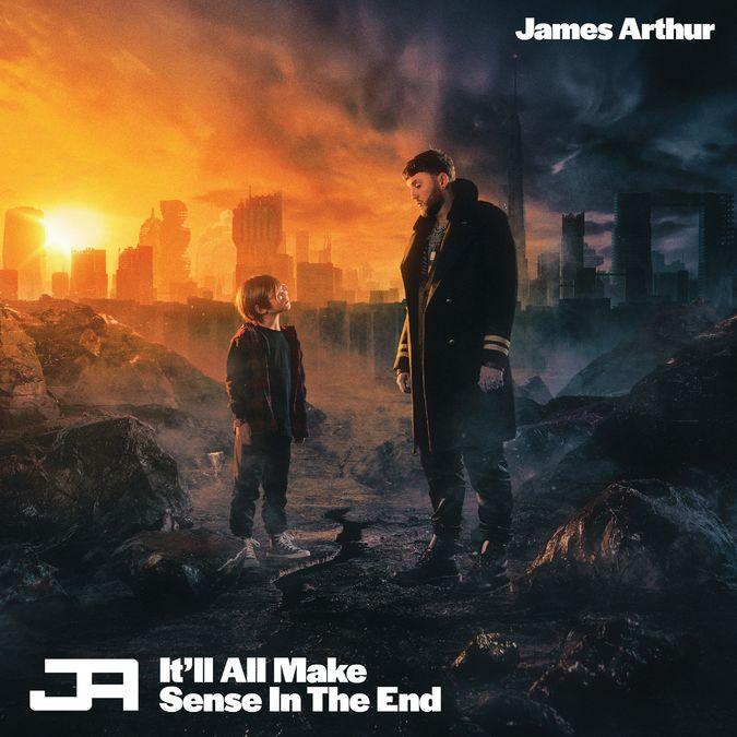 James Arthur: It'll All Make Sense In The End: CD