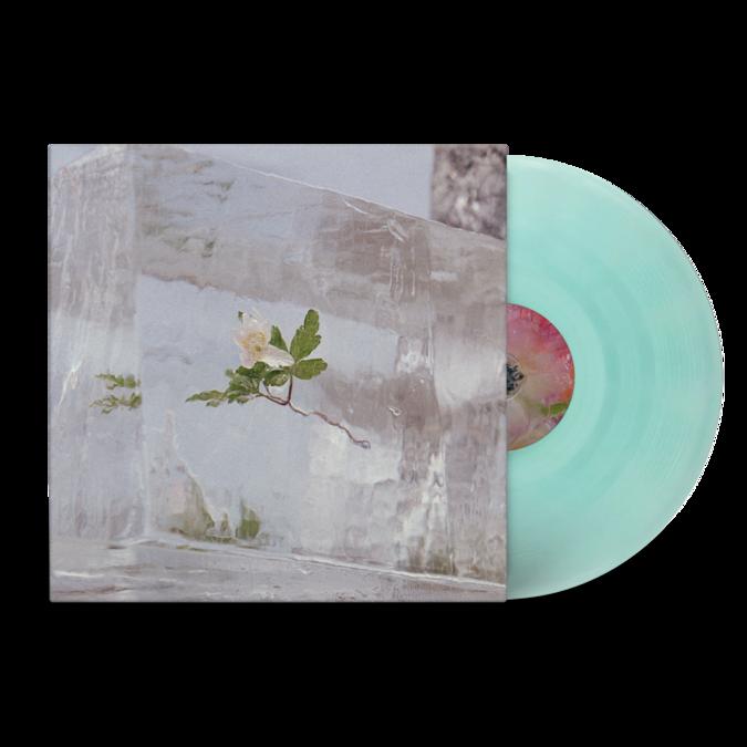 Efterklang: Windflowers: Recordstore Exclusive Coke Bottle Green Vinyl LP + Signed Print