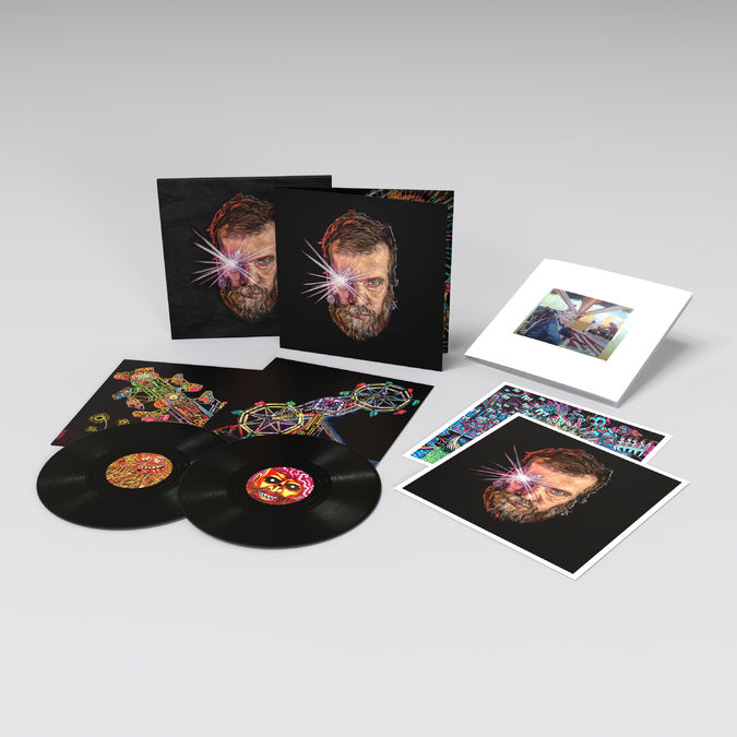 John Grant: Boy From Michigan: Limited Edition Deluxe O-Card Vinyl LP