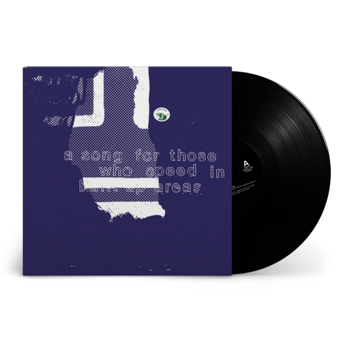 JOHN: A Song For Those Who Speed In Built-Up Areas: Signed Limited Edition 7