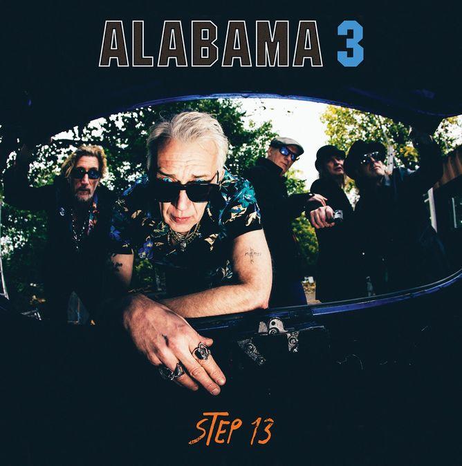 Alabama 3: Step 13: CD