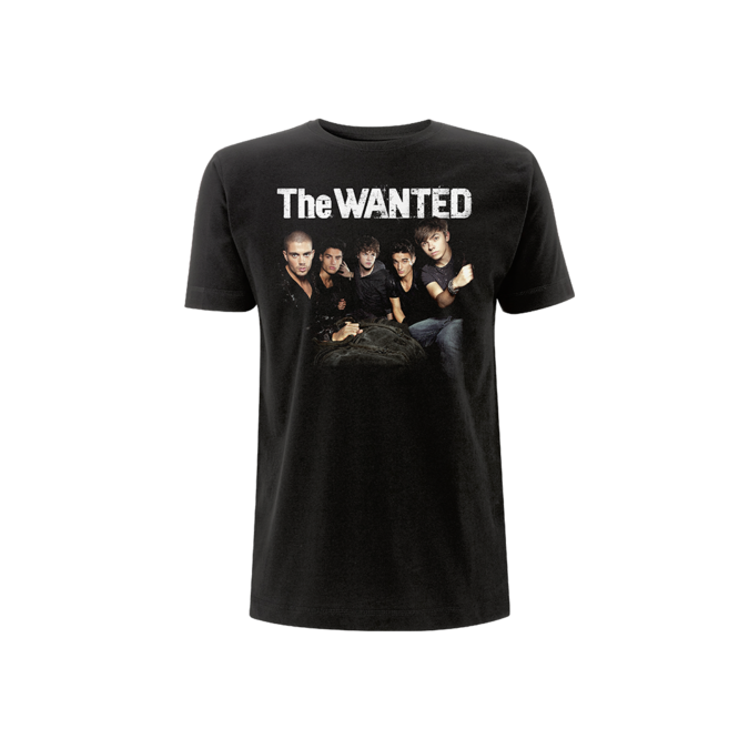 The Wanted: Retro T-Shirt