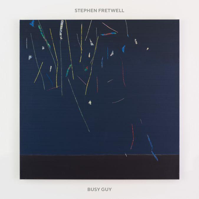 Stephen Fretwell: Busy Guy
