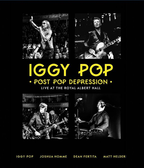 Iggy Pop: Post Pop Depression - Live At Royal Albert Hall