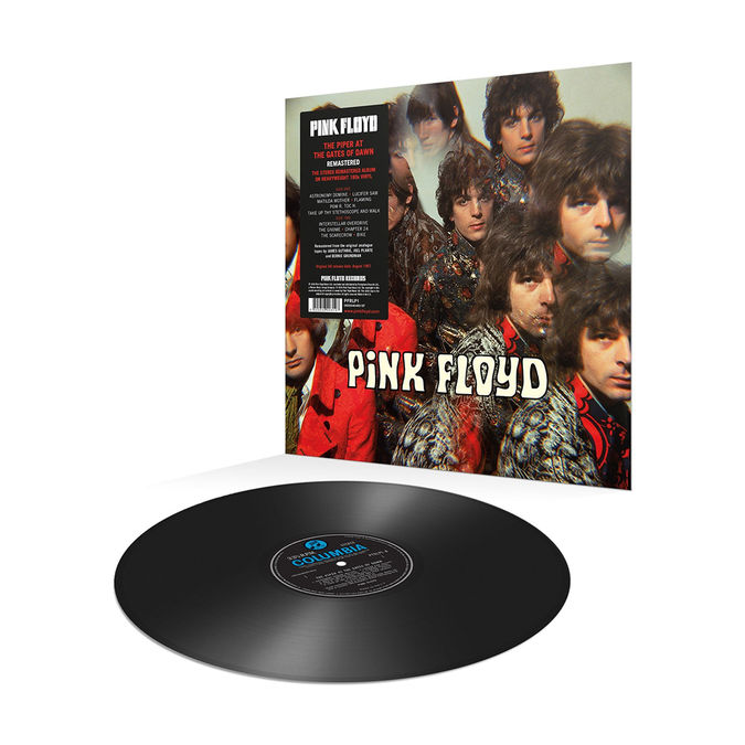 Pink Floyd: The Piper at the Gates of Dawn: Vinyl Reissue