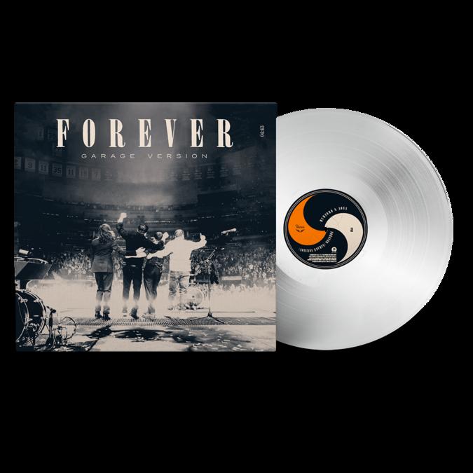 "Mumford & Sons : Forever (Garage Version)</br> Limited Edition 7"" White Vinyl"