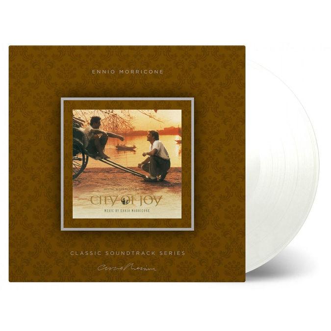 Ennio Morricone: City Of Joy (Original Soundtrack) - Transparent Vinyl
