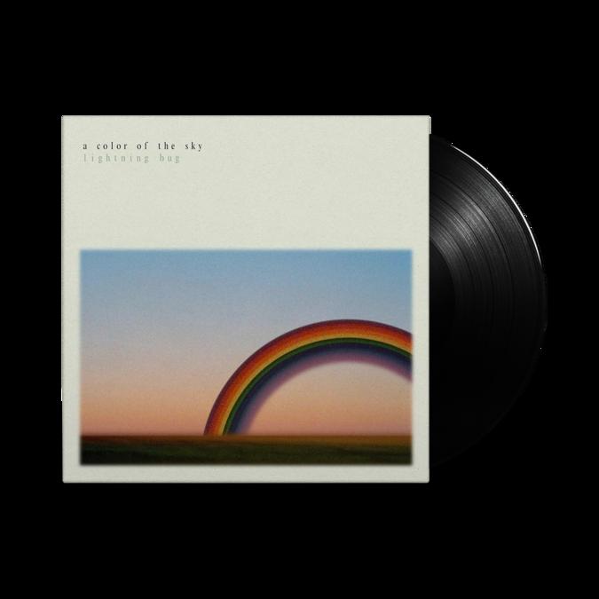 Lightning Bug: A Color of the Sky: Black Vinyl