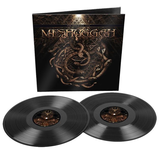 Meshuggah: The Ophidian Trek: Limited Edition Vinyl