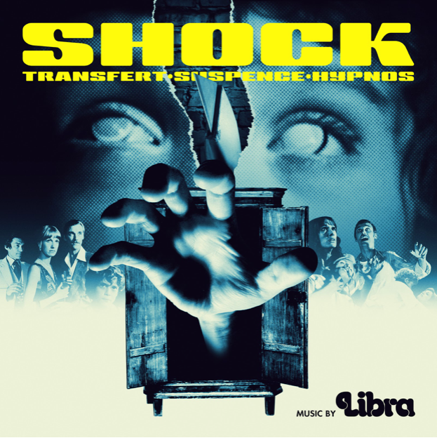 Libra: Shock (Original Soundtrack): Limited Edition Clear Vinyl [Embossed]
