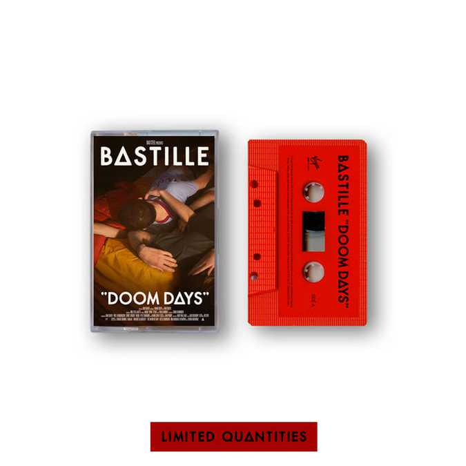Bastille: Doom Days Signed Limited Edition Cassette